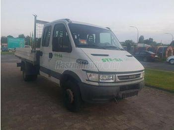 IVECO DAILY 65 C 17 DOKA Platós - бортовой грузовик