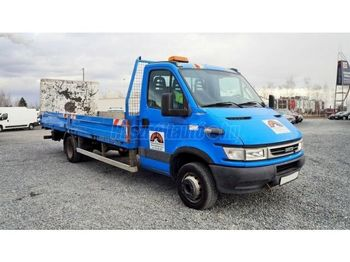 IVECO DAILY 65 C 17 Platós - бортовой грузовик