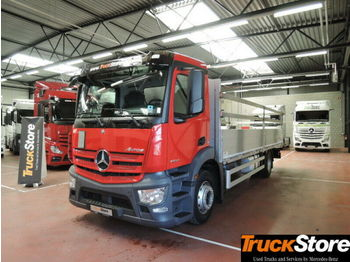 Mercedes-Benz Antos 1824 L Aufmerksamkeits Assistent ABS/ASR  - бортовой грузовик