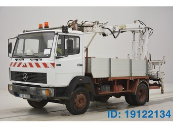 Бортовой грузовик Mercedes-Benz Ecoliner 1114