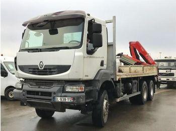 Бортовой грузовик RENAULT 450: фото 1