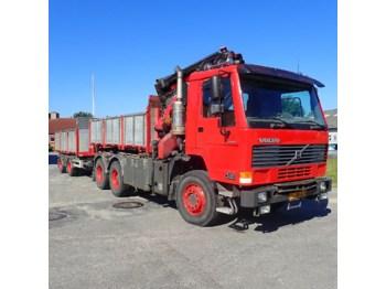 Volvo FL 10 - бортовой грузовик