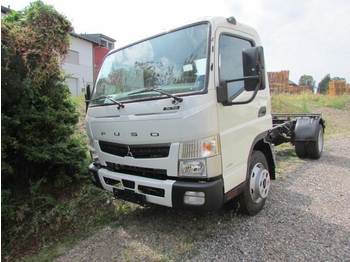 FUSO Canter 7 C 18 Fahrgestell - грузовик