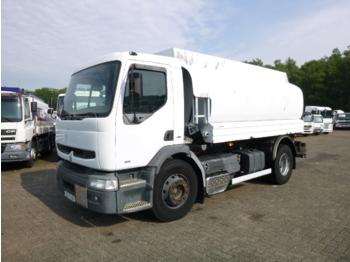 Renault Premium 250.18 4x2 fuel tank 13.4 m3 / 6 comp - грузовик-цистерна