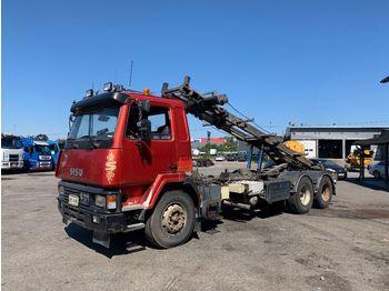 SISU Sk 262 6x2 - грузовик-контейнеровоз/ сменный кузов