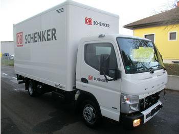FUSO Canter 3C15 Koffer +LBW  - грузовик с закрытым кузовом