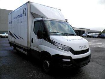 IVECO DAILY 35-170 - грузовик с закрытым кузовом
