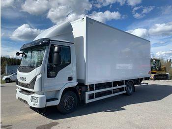 IVECO Eurocargo 120EL21/P CNG - грузовик с закрытым кузовом