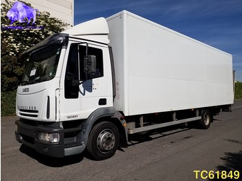 Iveco EuroCargo 120 E21 Euro 3 - грузовик с закрытым кузовом