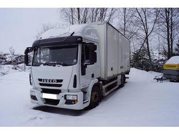 Iveco Eurocargo - грузовик с закрытым кузовом
