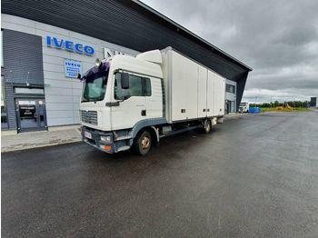 MAN TGL12.210 - грузовик с закрытым кузовом