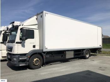 MAN TGM - грузовик с закрытым кузовом
