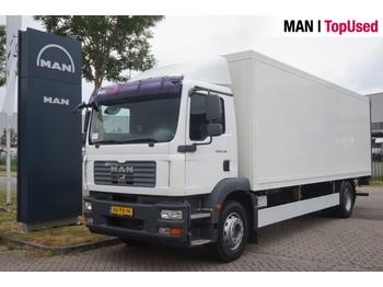 MAN TGM 18.330 4X2 BL - грузовик с закрытым кузовом