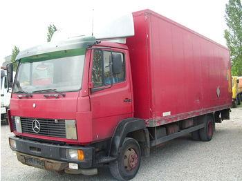 MERCEDES-BENZ 817 Kofferwagen - грузовик с закрытым кузовом
