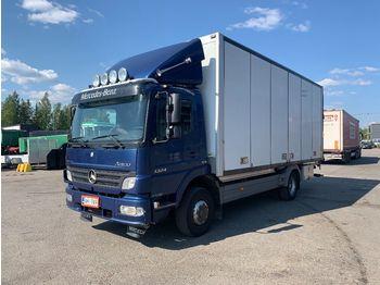 MERCEDES-BENZ Atego 1324 - грузовик с закрытым кузовом