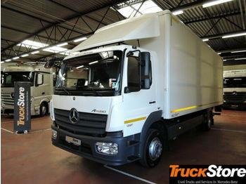 Mercedes-Benz Atego Neu Verteiler 1321 L Active Brake Assist  - грузовик с закрытым кузовом