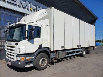 SCANIA P 310 - грузовик с закрытым кузовом