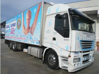 IVECO STRALIS 500 - изотермический грузовик