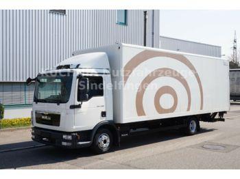 Изотермический грузовик MAN TGL 7/8.180 BL Isolierkoffer 7,20m LBW E5 Luftge