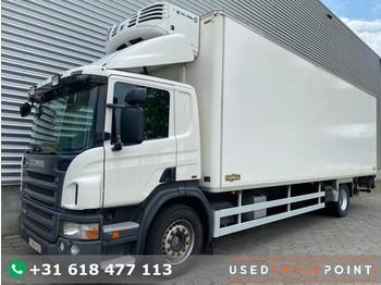 Scania P360 / Chereau / Thermoking TS-500e / Euro 5 / Tail Lift / Belgium truck - изотермический грузовик