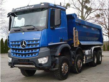 Mercedes-Benz AROCS 4145 8x6 EURO6 Muldenkipper TOP!  - самосвал