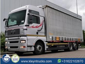 MAN 26.440 tga xxl - тентованный грузовик