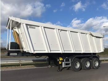 OZGUL 45 CBM Dump Semi Trailer 3 axle | NEW - kalluri järelhaagis
