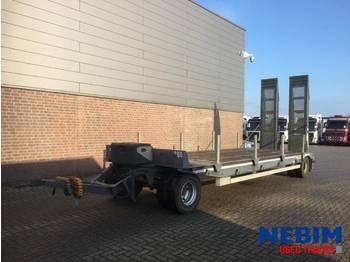 Gheysen en Verpoort R2110B / Rampe 2900mm - madal platvorm järelhaagis