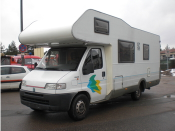 Fiat Knaus Traveller 685 AHK Extra-Raum 1.Hand - matkabuss