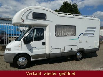 HYMER / ERIBA / HYMERCAR Camp 544  - Sat/TV - Grüne Umweltplakette  - matkabuss