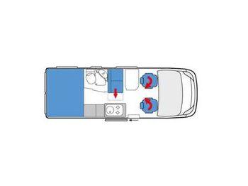 KNAUS Box Star 600 DQ Solution  - matkabuss