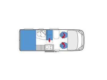 KNAUS Box Star 600 MQ STREET IC-Sondermodell  - matkabuss