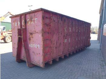 شاحنة حاويات Haakarm Containerbak 6m