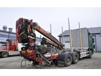 Loglift 95 S T 95 S T - grúa para camion
