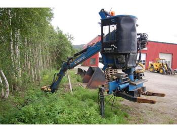 Loglift 96 tømmerkran - implemento