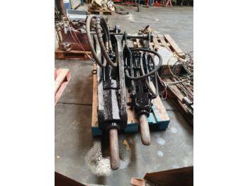 RAMMER S25  - martillo hidráulico