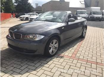 BMW 120D - automobil