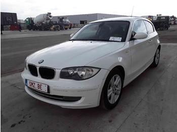 Automobil BMW 1 Serie 118d