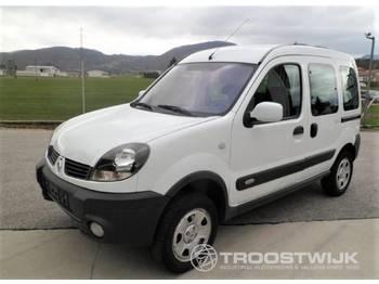 Renault Kangoo 1,6 - automobil