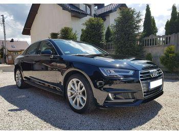 Audi A4 - samochód osobowy