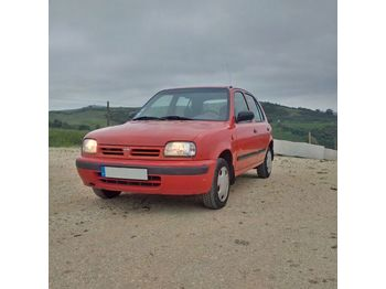 NISSAN MICRA K11 left hand drive PETROL 5 door - samochód osobowy