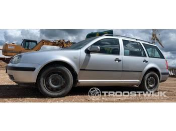 Samochód osobowy VW Golf Kombi
