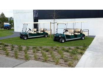 CLUBCAR VILLAGER 6 BATTERY AANGEDREVEN - wózek golfowy