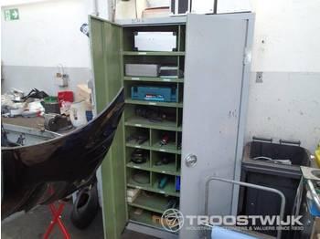 - wyposażenie garażu/ warsztatów