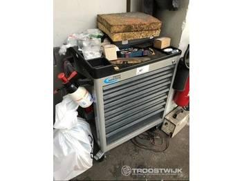 Hanse Werkzeug  - wyposażenie garażu/ warsztatów