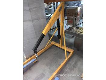 Jungheinrich  - wyposażenie garażu/ warsztatów