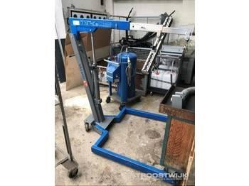 VAS 6100 - wyposażenie garażu/ warsztatów