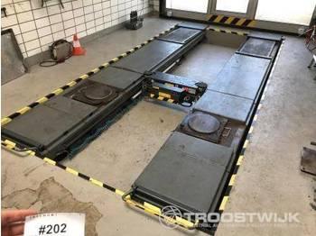 VW  - wyposażenie garażu/ warsztatów