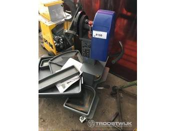 VW VAS 6095A - wyposażenie garażu/ warsztatów