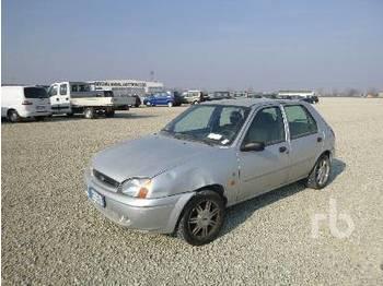 FORD FIESTA - легковий автомобіль